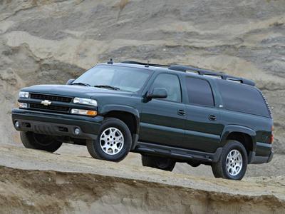Used 2005 Chevrolet Suburban LT