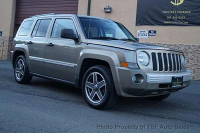 Used 2008 Jeep Patriot Limited