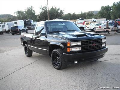 Used 1990 Chevrolet 1500 454 SS