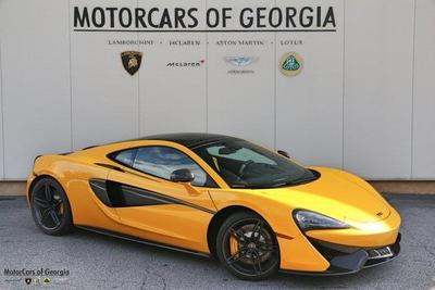 New 2017 McLaren 570GT Base