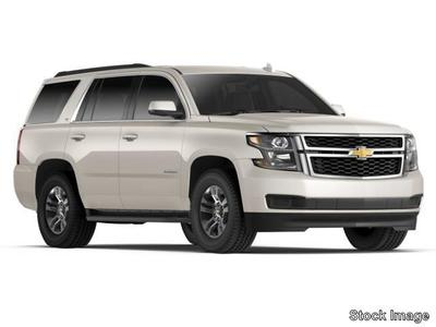 New 2017 Chevrolet Tahoe LS