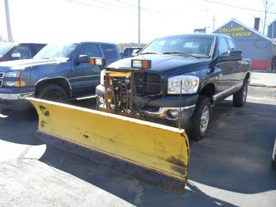 Used 2007 Dodge Ram 2500 SLT Quad Cab