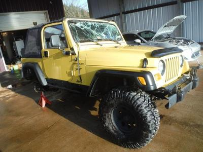 Used 2000 Jeep Wrangler Sport