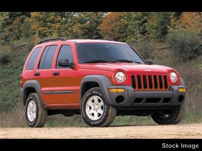 Used 2002 Jeep Liberty Sport