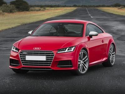 New 2017 Audi TTS 2.0T quattro
