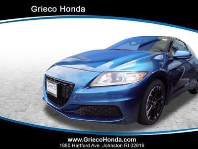 New 2015 Honda CR-Z Base
