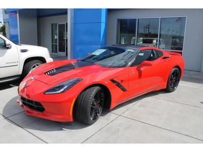 New 2016 Chevrolet Corvette Stingray