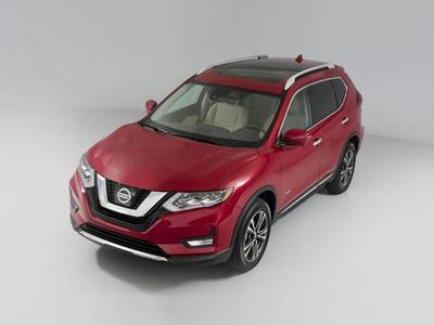 New 2017 Nissan Rogue Hybrid SL