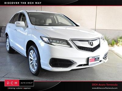New 2018 Acura RDX Base