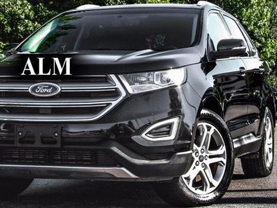 Used 2016 Ford Edge Titanium