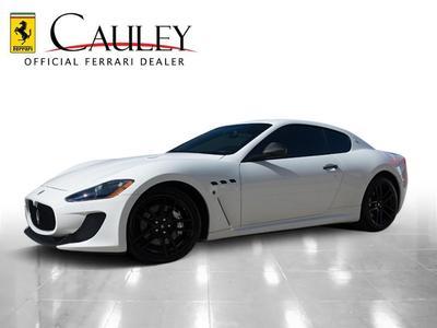Used 2012 Maserati GranTurismo MC