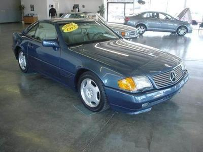Used 1993 Mercedes-Benz  500SL Roadster