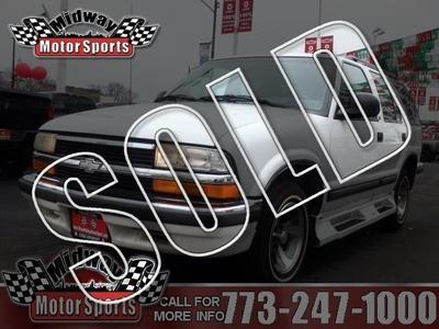 Used 1998 Chevrolet Blazer LS