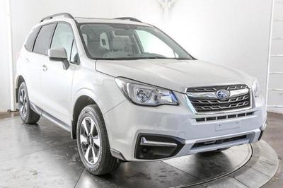 New 2017 Subaru Forester 2.5i Premium