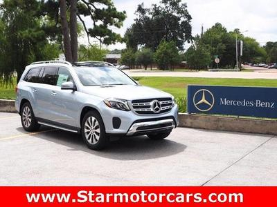 New 2017 Mercedes-Benz GLS 450 Base 4MATIC