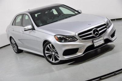 Certified 2014 Mercedes-Benz E 350 4MATIC