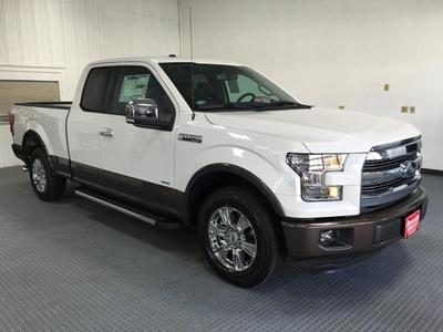 New 2016 Ford F-150 Lariat
