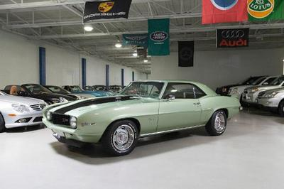 Used 1969 Chevrolet Camaro Z-28 COUPE