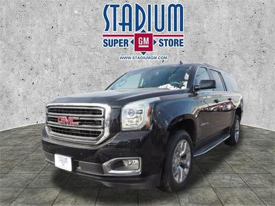 Used 2015 GMC Yukon XL 1500 SLT