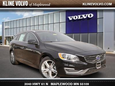 New 2017 Volvo V60 T5 Platinum
