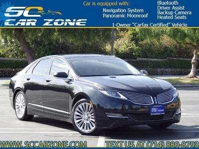 Used 2014 Lincoln MKZ Base