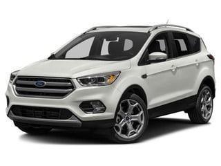 New 2018 Ford Escape Titanium