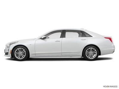 New 2018 Cadillac CT6 3.6L Standard