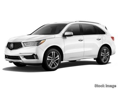 New 2017 Acura MDX Sport Hybrid 3.0L w/Advance Package