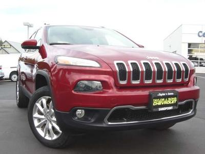 Used 2014 Jeep Cherokee Limited