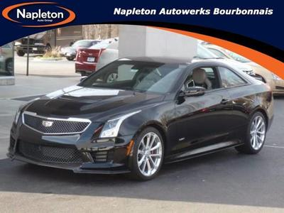 New 2016 Cadillac ATS-V Base
