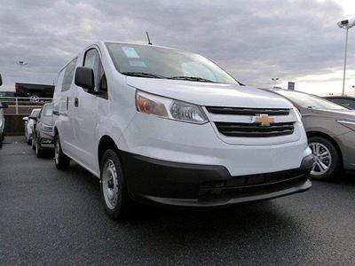 New 2017 Chevrolet City Express LS