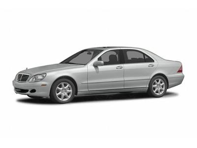 Used 2004 Mercedes-Benz S55 AMG