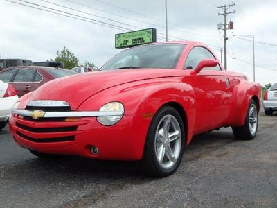 Used 2003 Chevrolet SSR LS