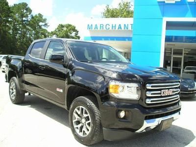 Certified 2015 GMC Canyon SLE