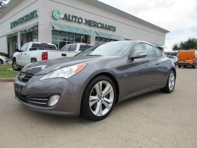 Used 2012 Hyundai Genesis Coupe 3.8 Grand Touring