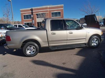 Used 2002 Ford F-150 XLT SuperCrew