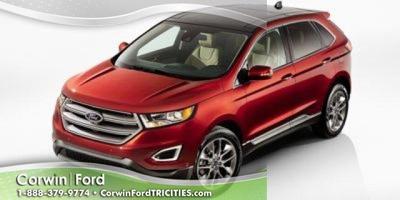 New 2017 Ford Edge Titanium