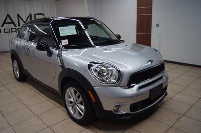 Used 2014 MINI Paceman Cooper S