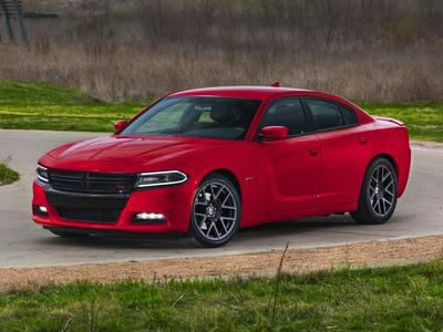 Certified 2015 Dodge Charger SXT