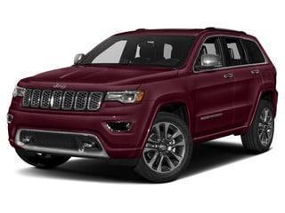 New 2018 Jeep Grand Cherokee Overland