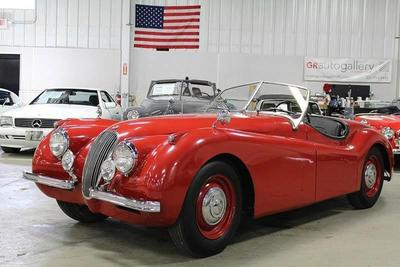 Used 1954 Jaguar XK 120