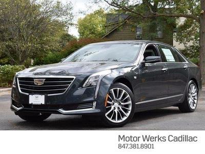 2018 Cadillac CT6 Luxury AWD