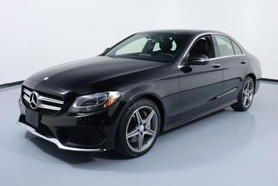 Used 2016 Mercedes-Benz  C 300 Sport 4MATIC