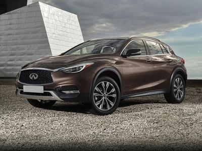 New 2018 INFINITI QX30 Luxury