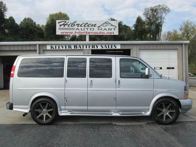 Used 2011 Chevrolet Express 1500 Work Van