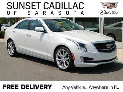 New 2017 Cadillac ATS 3.6L Premium Performance