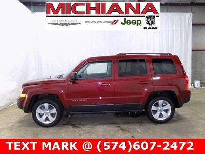 New 2015 Jeep Patriot Latitude
