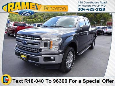 New 2018 Ford F-150 XLT
