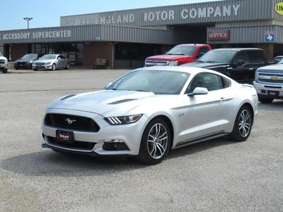 2015 Ford Mustang Fastback
