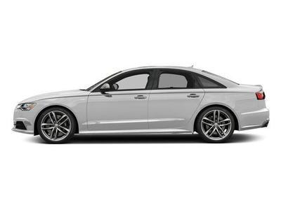 2018 Audi S6 4.0T Premium Plus quattro